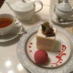 モンブランのショートケーキ(五感 北浜本館 (GOKAN ゴカン))