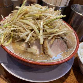らーめん(野菜増し)