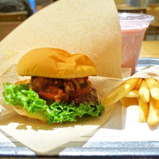 ラタトゥイユバーガー(the 3rd Burger)