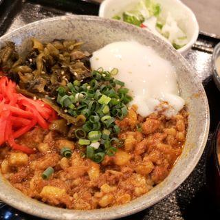 麻辣魯肉飯 (中野坂上 縁)