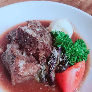 牛頰肉のワイン煮(ジー スタンプ トウキョウ (G Stamp tokyo))
