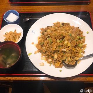回鍋肉チャーハン(大康 (タイコウ))