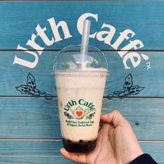 焦がし黒糖タピオカ(Urth Caffé 表参道 (アースカフェ))