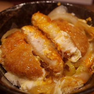 カツ丼(讃岐麺屋 あうん )