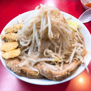 ラーメン+豚1枚(千里眼)