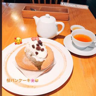 ~期間限定~桜パンケーキ
