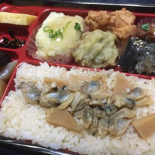 あさり御飯弁当(ディナーベル ススキノ南7条店)