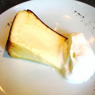 バスクチーズケーキ(ノッツ コーヒー ロースターズ)