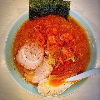 カラフトらーめん(麺通 若林店 (メンツウ))