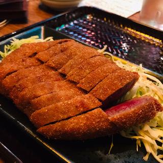 牛かつランチ(Hideout Bar Ombak (オンバ))