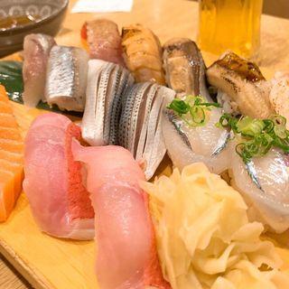 寿司(鮨 だり半 )