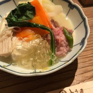 水炊き(とり田)