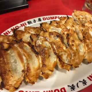 焼き餃子(餃子屋 弐ノ弐 川端店)