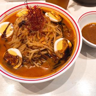 焦がし味噌卵麺(蒙古タンメン中本 高田馬場店 (もうこたんめんなかもと))