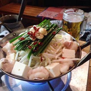 もつ鍋(串カツ えびす屋台 )