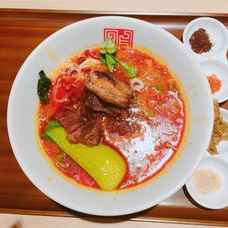 坦坦新味(四川辣麺 阪急三番街店 (シセンラーメン))