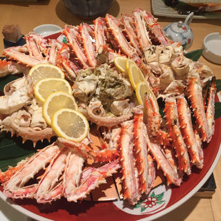 蟹(魚彩酒家 またつ)