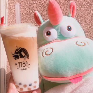 B プレミアル紅茶タミティー(タピオカ 専門店 7788)