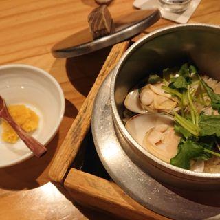 蛤とからすみの釜飯(春秋 溜池山王店 (シュンジュウ))