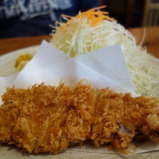 ロースかつランチ定食(とんかつ 光)