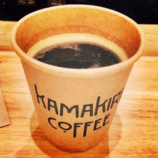 ロングブラック(KAMAKIRI COFFEE)
