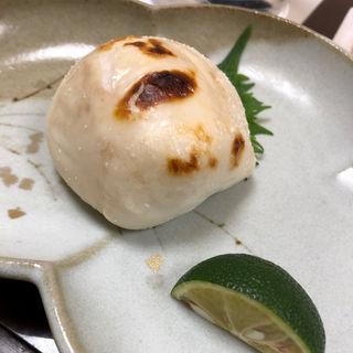 ふぐ白子焼き(味満ん (あじまん))