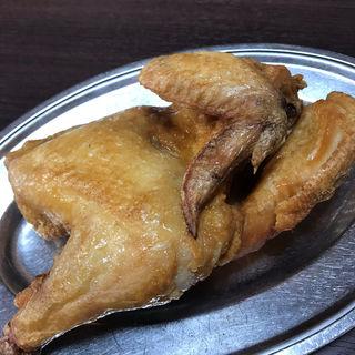 若鶏の半身揚げ