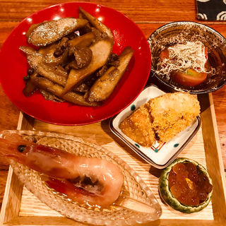 コース料理(食楽 太太太 (ショクラク タタタ))