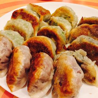餃子(粥菜坊 (カユナボウ))