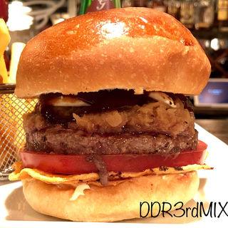おまかせバーガー(シェイクツリー バーガー&バー (shake tree burger&bar))
