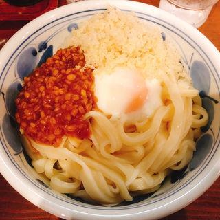麦みそうどん(やしま 円山町店)