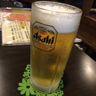 アサヒスーパードライ(中)