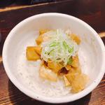 チューシュー丼(小)