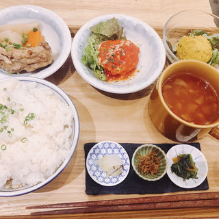 (つくも食堂(TSUKUMO食堂) 豊田t-FACE店)