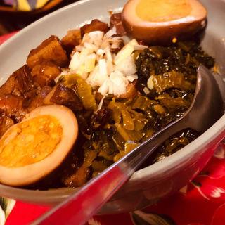 台南風魯肉飯