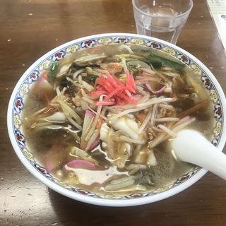 さんまー麺