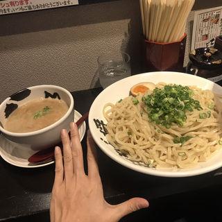 どろつけ麺400g特盛(どろそば将 十三店)