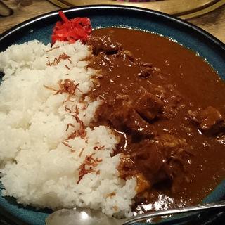 和牛すじ煮込みカレー(清次郎 (せいじろう))