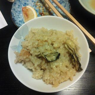 牡蠣ご飯(かき金 (かききん))