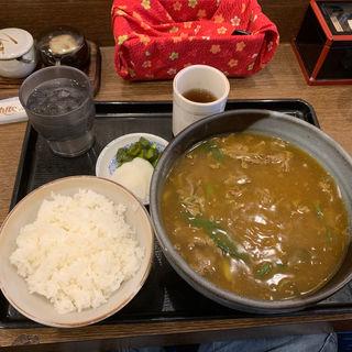 弁慶うどん(弁慶 東山店)