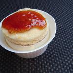 ブリュレチーズケーキ(ベイクド&レア)
