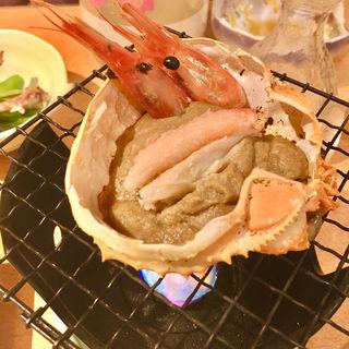 蟹味噌(庄や 成増店 (ショウヤナリマステン))