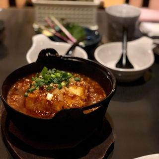 麻婆豆腐(博多 王道坊主)