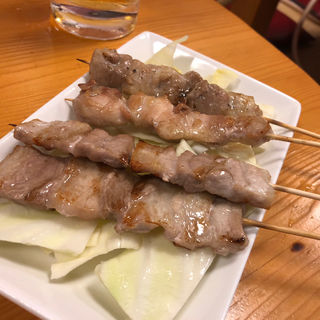 豚バラ(串太 (くしだい))