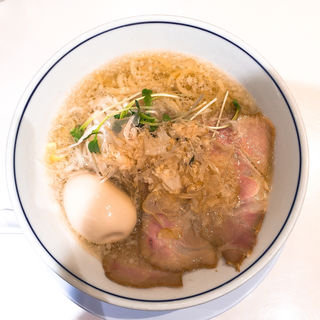 味玉塩ラーメン(らーめん鱗 茨木店 )