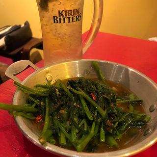 青菜炒め(味仙 矢場店 (ミセン))
