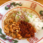四川担々麺(つけ麺 冨 (ツケメン トミ))