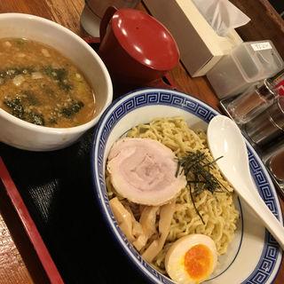 味噌豚骨つけ麺(麺家くさび)