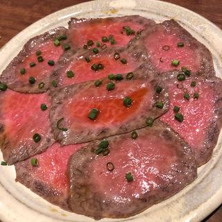 ローストビーフ(肉料理 それがし)