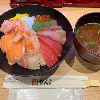海鮮丼(がんこ エキマルシェ新大阪店 )